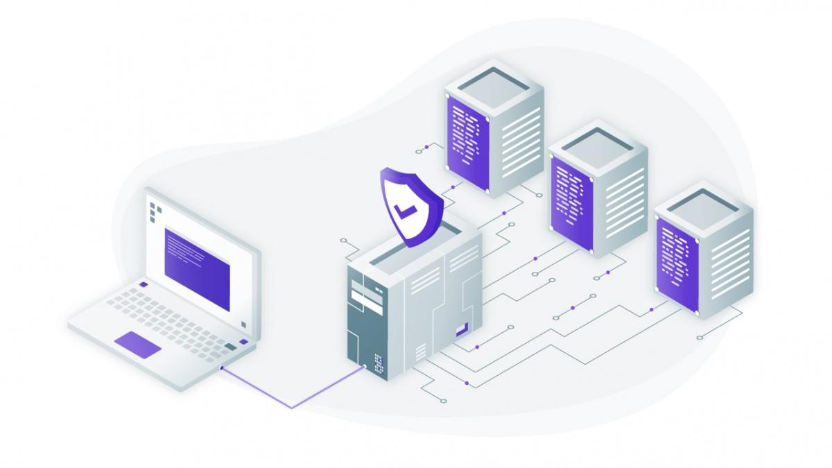 SSH Jump Server